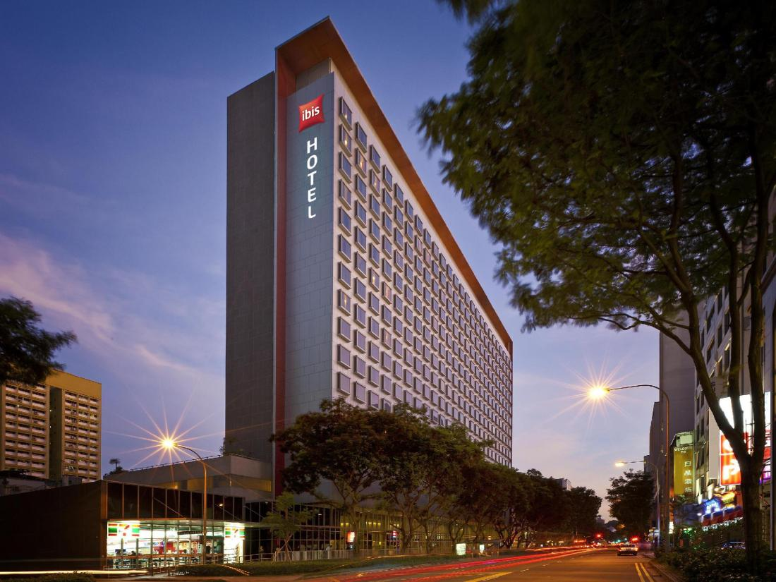 ibis Singapore on Bencoolen   Economy Hotel   AccorHotels
