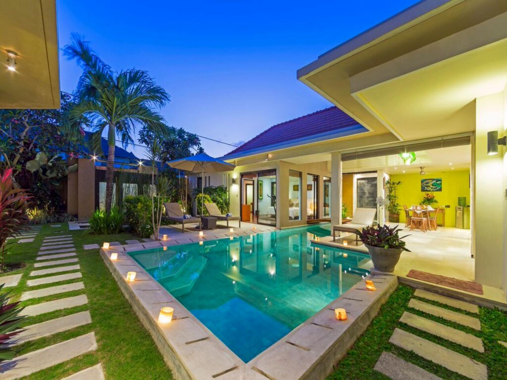 巴厘岛布泰里别墅酒店 (villa puteri) - agoda 网上