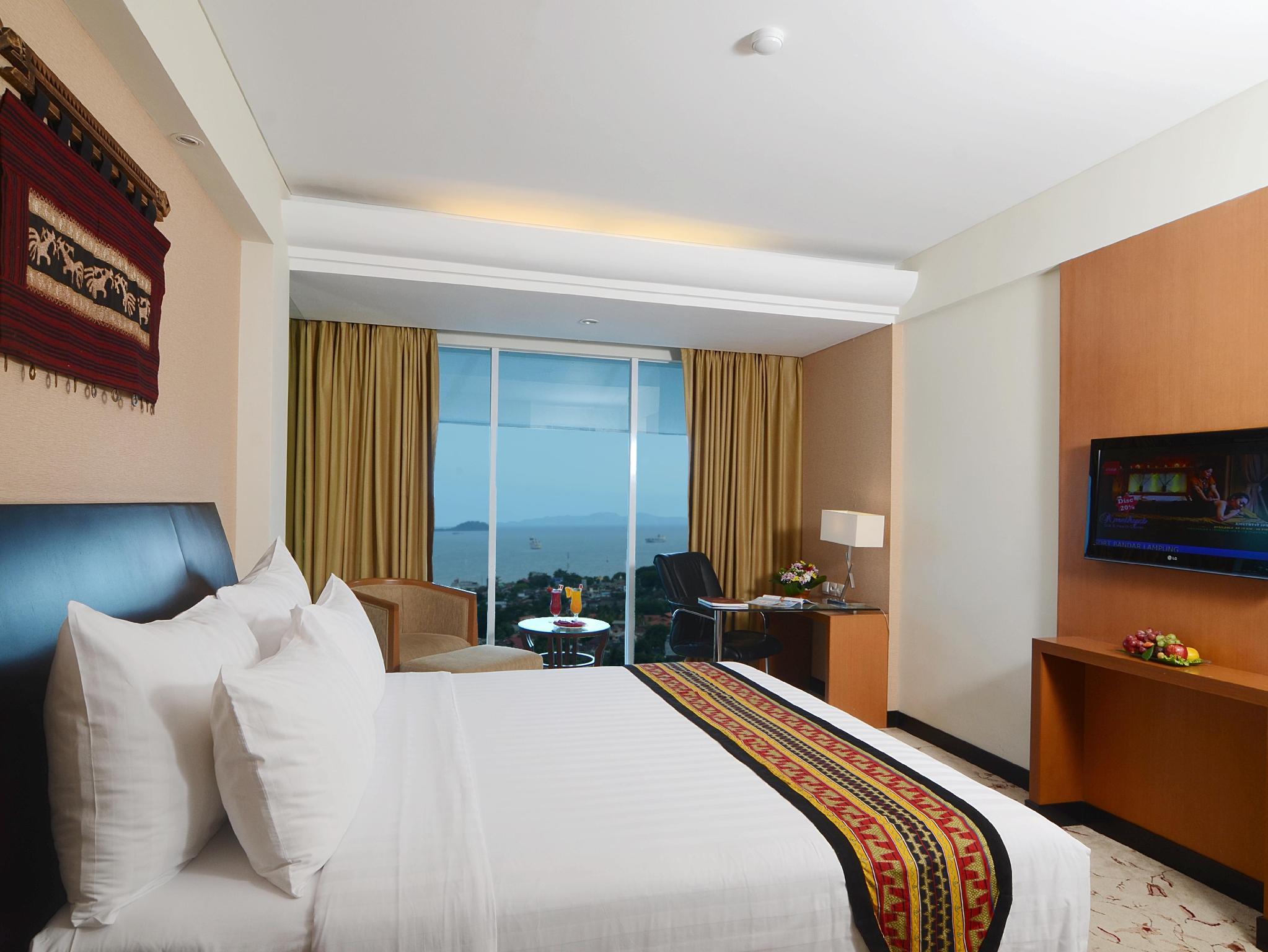 Das Emersia Hotel in Bandar Lampung buchen