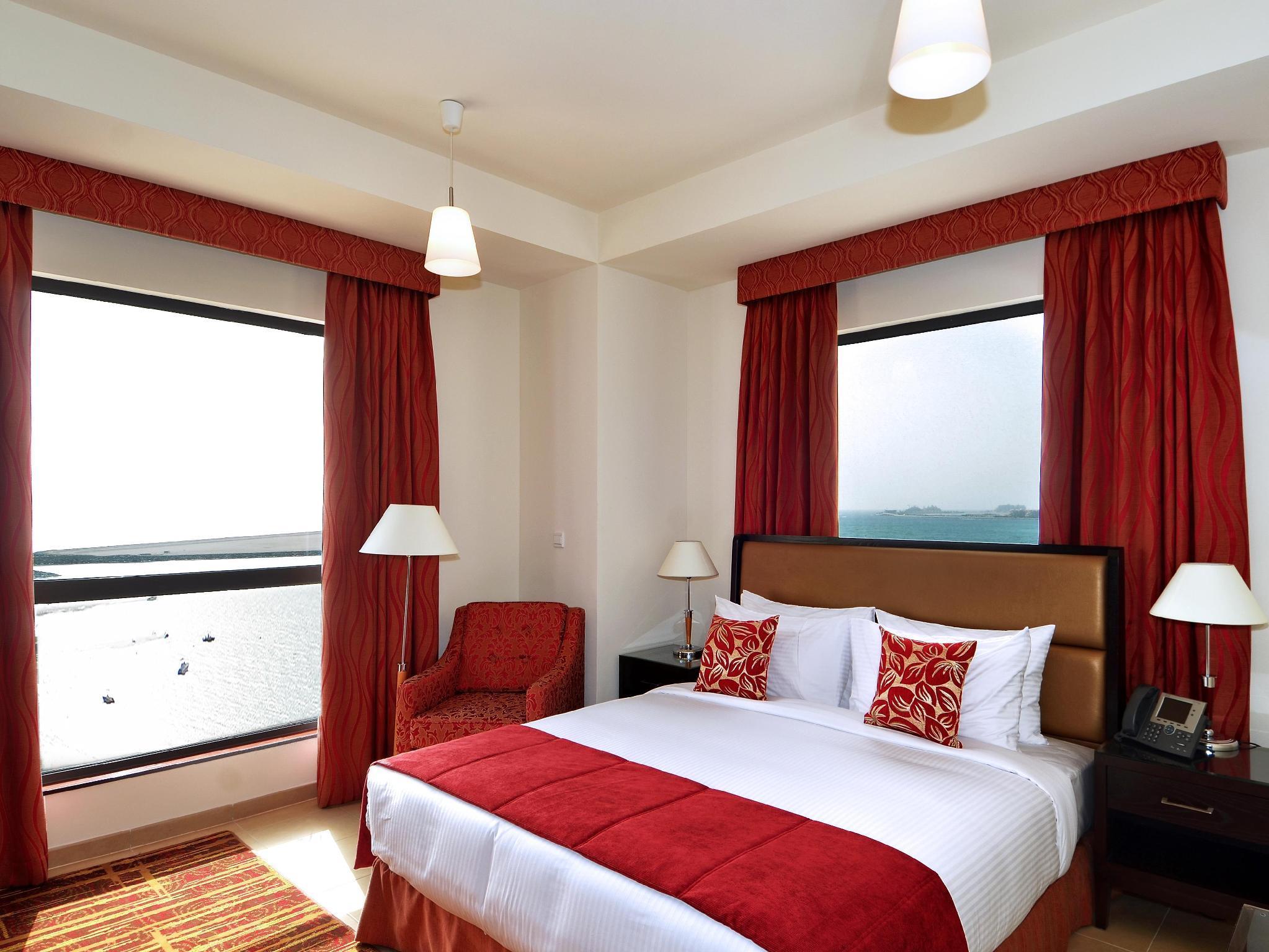 Amwaj suites jumeirah beach residence, dubai   boek een aanbieding ...